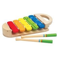 Hape Toys Rainbow Xylophone - Take notes! This sturdy xylophone lets kids practice colors as well as scales. Bebe Nature, Bebe 1 An, Hape Toys, Traditional Toys, Musical Toys, Toys Online, Learning Colors, Learning Toys, Educational Toys