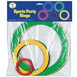 Buy Sports Party Rings for your Olympic themed party. Recreate the Olympic rings with these fun party supplies. Olympic Idea, Olympic Games, Office Olympics, Party Rings, Sports Party, Party Accessories, T 4, Party Games, Party Supplies