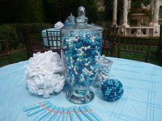 Baby Shower Ideas for Boys On a Budget   baby boy shower decor celebrate everyday check out this baby shower ...