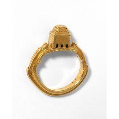traditional jewish wedding ring photo