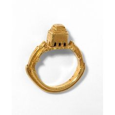 jewish wedding ring of european origin ring v search the collections - Jewish Wedding Rings