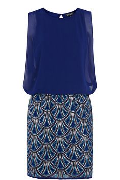 Warehouse Sequin skirt dress Light Blue - House of Fraser Embellished Dress, Sequin Dress, Long Summer Dresses, Going Out Dresses, Girls Night Out, Plus Size Fashion, Warehouse, Style Inspiration, My Style