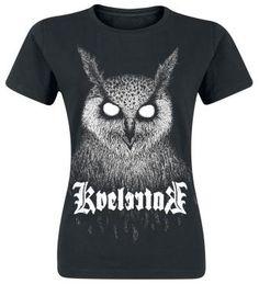 Barlett Owl - T-shirt van Kvelertak