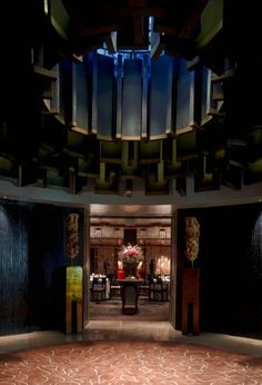 Shang Palace and Li Bai Lounge Ab Concept, Lounge Club, Hotels And Resorts, Wall Design, Li Bai, Palace, Restaurant, Boutique Hotels, Taipei