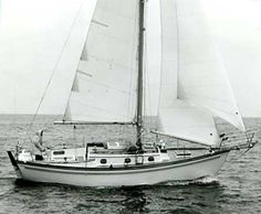 Sail Far Live Free - Here is a Shannon 28. Small but capable, and beautifully designed and crafted. McC