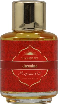#setandsave Sunshine Spa Perfume Oil Jasmine -- 0.25 fl oz - Vitacost