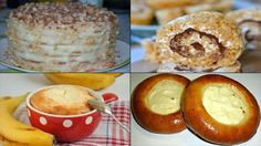 Великолепные десерты из творога