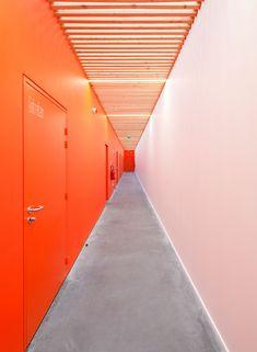 Gallery of School Gymnasium in Neuves Maisons / Giovanni PACE architecte + abc-studio - 23