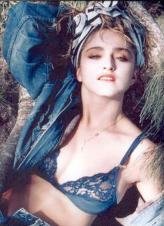 Madonna by Herb Ritts 1985