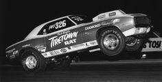 Vintage Drag Racing - Pro Stock - Tiretown Rat