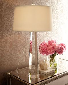 Prism Table Lamp - Horchow