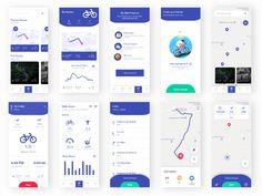 Cycling App Ux