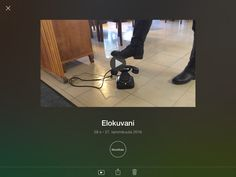 Malli 003: Elokuvan teko IMoviesin avulla. Omia elokuvia julkaistaan YouTube kanavan kautta.