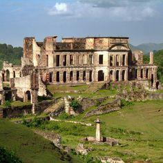 Haiti - Sans-Souci Palace