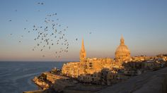 The Mediterranean island-nation of Malta couples a tranquil, movie-set surface with an astoundingly rich past.