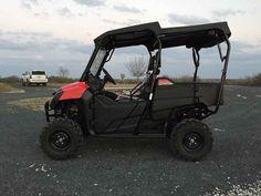 Used 2015 Honda PIONEER 700-4 ATVs For Sale in Texas.