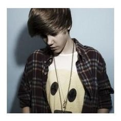 Justin bieber 2010.  I always freaked every time he did that hair flip;)