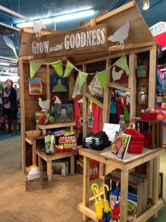 Check out Grow with Goodness at local Creative Kidstuff stores!