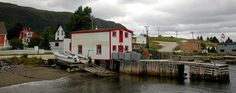 Woody Point, Newfoundland & Labrador, Canada | Flickr - Photo Sharing! Newfoundland Canada, Newfoundland And Labrador, Places Around The World, Around The Worlds, Waterfront Property, Real Estate Services, Future Travel, Nova Scotia, Renting A House