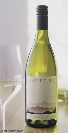 Cloudy Bay: Amazing winery in New Zealand.  Their Sauvignon Blanc is one of my favorites.