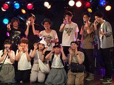 名古屋ありがとうございました! あしたは見放題2015! カラスは真っ白の出演は OSAKA MUSE  18:30〜です!