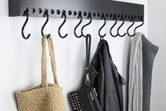 DIY knagerække Decoration, Clothes Hanger, Entryway, Garage, Inspiration, House Design, Mini, Blog, Home Decor