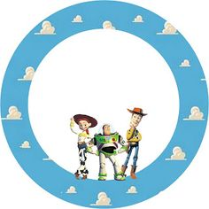 Toy Story Free Printable Candy Bar Labels.
