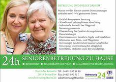 Lieber Daheim als im Pflegeheim Asylum, Nursing Care