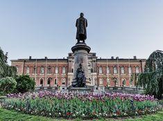 Uppsala, Louvre, Building, Travel, Viajes, Buildings, Destinations, Traveling, Trips