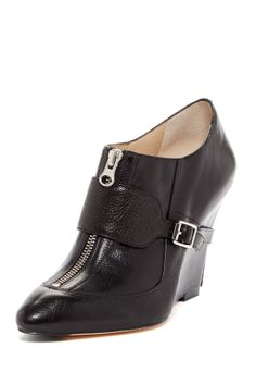 Raffa Wedge Bootie