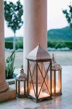 oversize lanterns | Mint Photography