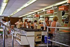 Sainsbury's Watford 1984