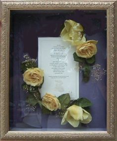 Baby Shadow Box Ideas - Bing Images