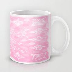 Tiny Dancers (Pink) Mug by Nancy Smith - $15.00