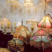 Antique & Vintage Victorian Lampshades by nightshades on Etsy
