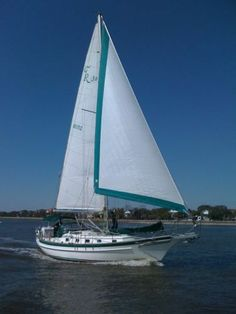 38' Cabo Rico  Year: 1990 Located in Charleston, SC