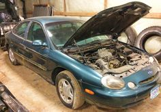 6,200 Miles From New: 1997 Ford Taurus - http://barnfinds.com/6200-miles-new-1997-ford-taurus/