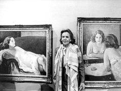 Elena Garro, mexicana, autora de la novela Los recuerdos del porvenir, pionera del realismo mágico.