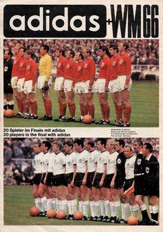 128f4f6d550b 66 Football Design, Football Art, Adidas Football, 1966 World Cup Final,  World