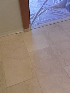 newly cleaned floor after construction works Daily Cleaning, Cast Stone, Natural Stones, Tile Floor, It Cast, Construction, Indoor, Flooring, Building
