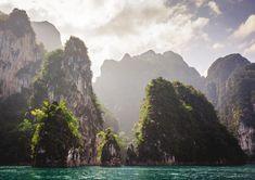 Khao Sok National Park Thailand [38382714] [OC] #reddit