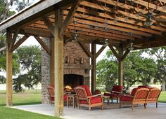 outdoor entertaining - party pavillion