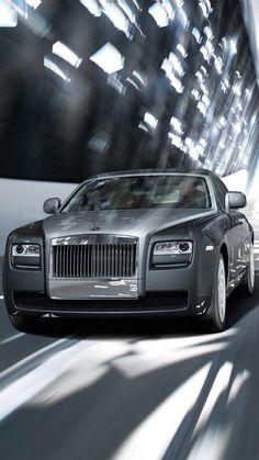 Rolls Royce Ghost iPhone 6/6 plus wallpaper