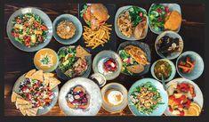 Grand cafe van gogh ... yummy Van Gogh, Menu, Food, Art, Menu Board Design, Art Background, Eten, Kunst, Performing Arts