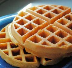 Waffle hamuru