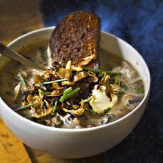 soups, heart, foods, toasti mushroom, yummi