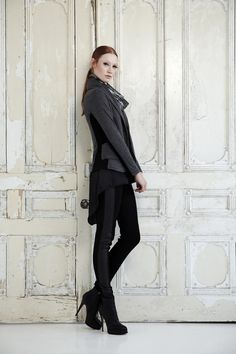 Automne / Hiver 2013-2014 | Melissa Nepton | Designer | Mode | Fashion | Montreal | Quebec