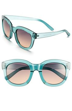 FE NY Oversized Sunglasses available at #Nordstrom