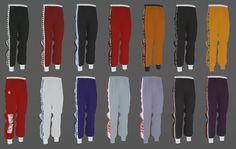 Male Track Pants for The Sims 4 by Bedisfull