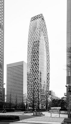 Mode Gakuen Cocoon Tower - Toyko - Tange Associates   Flickr – Condivisione di foto!